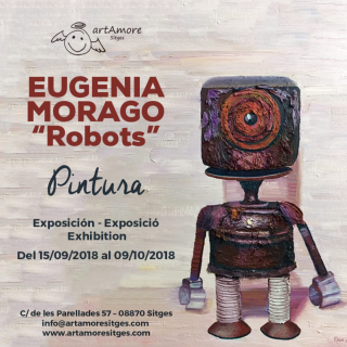 Eugenia Morago - Robots