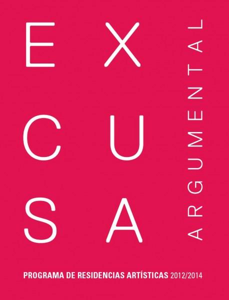 Excusa argumental: Programa de Residencias Artísticas 2012/2014