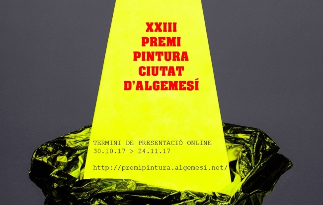 XXIII Premio de pintura Ciutat d'Algemesí | Ir al evento: 'XXIII Premio de pintura Ciutat d'Algemesí'. Premio de Pintura