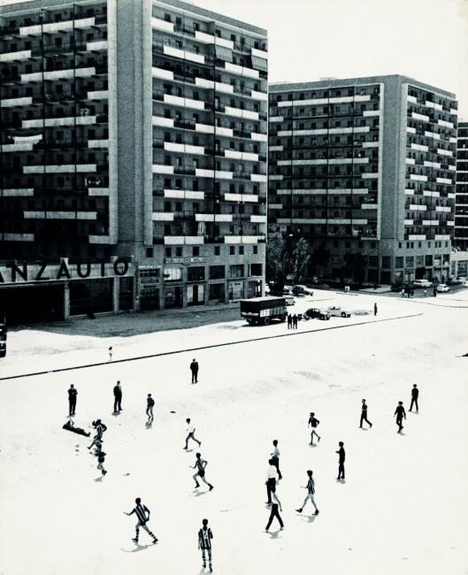 Barrio de la Concepción. Madrid, 1966 © Archivo Paco Gómez / Fundación Foto Colectania