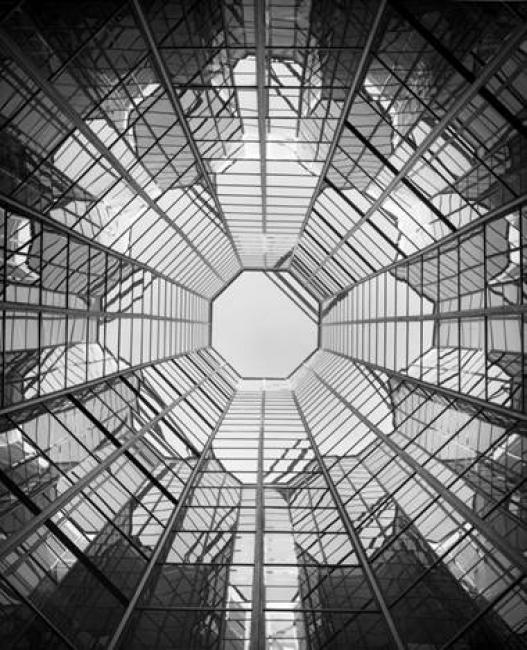 Edificio Centro. Madrid, 1968  © Archivo Paco Gómez / Fundación Foto Colectania – Cortesía de la Fundación Foto Colectania
