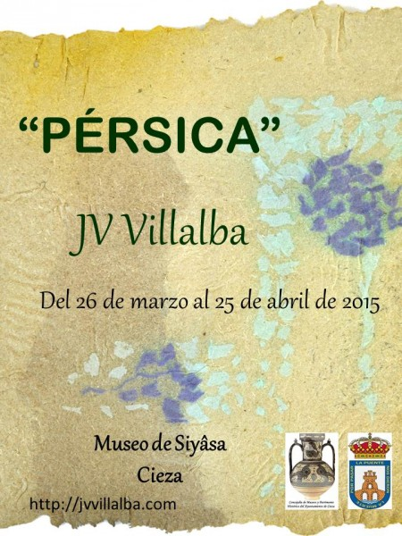 José Víctor Villalba, Pérsica