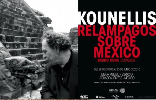 Relámpagos sobre México