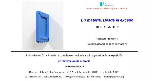 Di+lA group, En materia. Desde el exceso