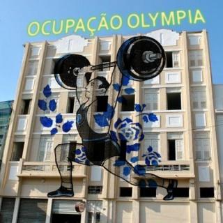 OCUPAÇÃO OLYMPIA - GAMBOA