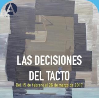 Las decisiones del tacto