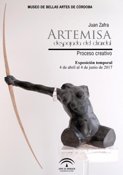Artemisa despojada del chándal - Proceso creativo