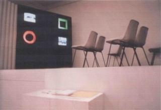 Muntadas, Pamplona-Grazalema, 1975 - 1980. Installation view. Courtesy of the artist.