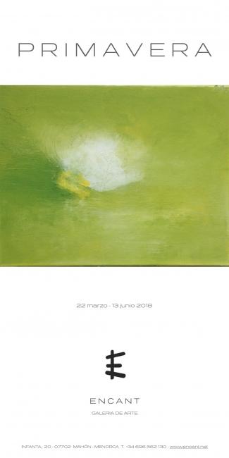 Cartel exposición , obra S/T 2 de Rita Moreno