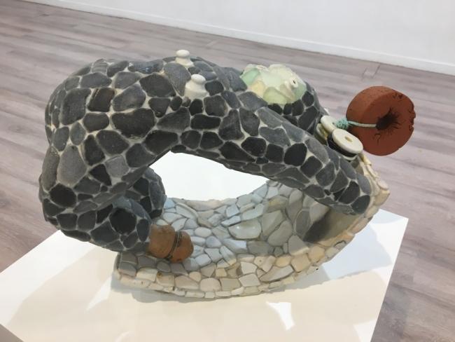 Alejandra Sampedro 3 | Ir al evento: 'Brétemas'. Exposición de Escultura, Fotografía en Apo'strophe Sala de Arte / Vigo, Pontevedra, España