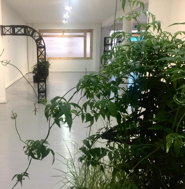 Digresion locar vs destruccion global 1   Ir al evento: 'META-CONTINGENCIAS'. Exposición de Escultura en Fundación Casa Estudio 74 / Bogotá, Distrito Especial, Colombia