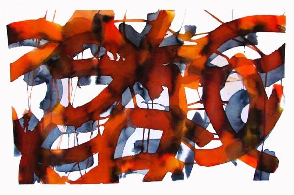 Fernando Barrionuevo, Homenaje a Guerrero | Ir al evento: 'Sobre el Color'. Exposición en Fundación de Cultura Andaluza (FUNDECA) - Sala de exposiciones David Puentes / Sevilla, España