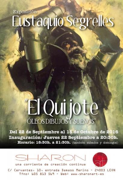 Eustaquio Segrelles, El Quijote. Óleos dibujos y sueños