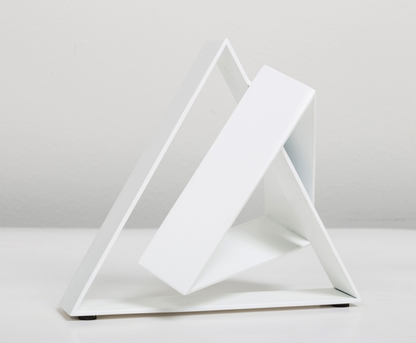 Untitled (2015) stainless steel, satin polished Edition: de 05 17,5 x 12,5 x 20 cm