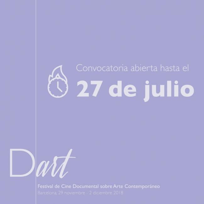 convocatoria Dart
