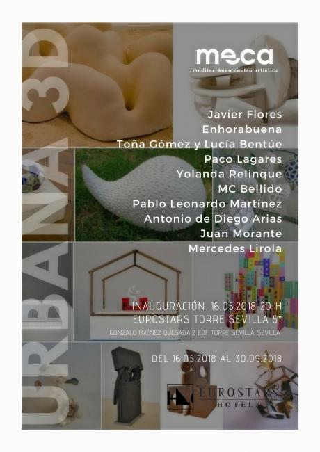 Exposición Urbana 3D
