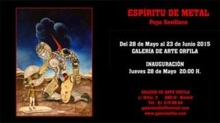 Pepe Sevillano, Espíritu de metal