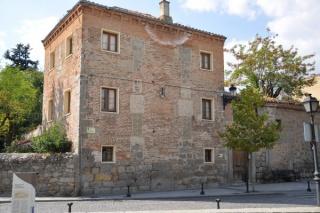Monasterio de Prestado, El Escorial