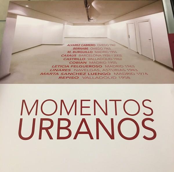 Momentos urbanos | Ir al evento: 'Momentos urbanos'. Exposición de Pintura en Sala de Arte  Murillo / Oviedo, Asturias, España