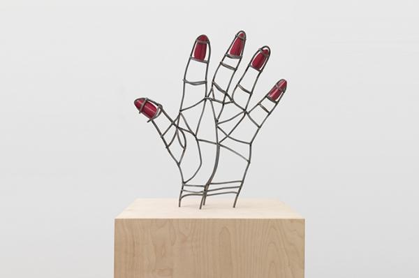 Teresa Burga: Mano Mal Dibujada