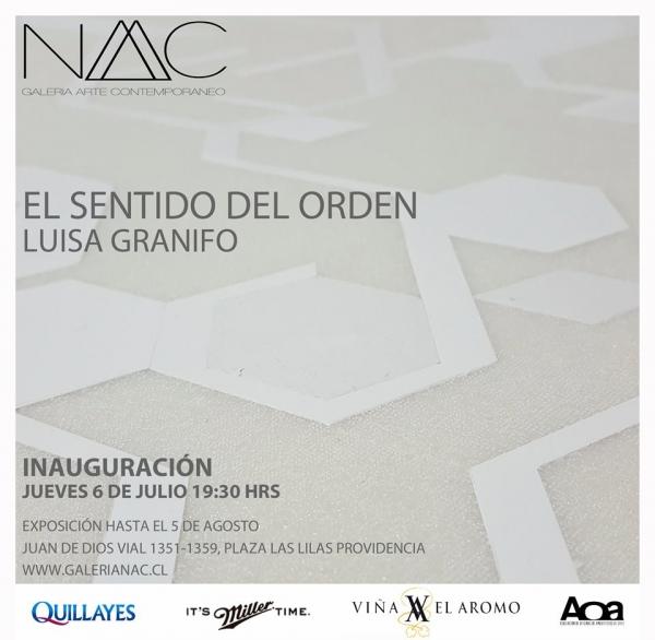 EL SENTIDO DEL ORDEN