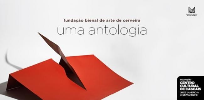 Fundação Bienal de Arte de Cerveira. Uma antologia