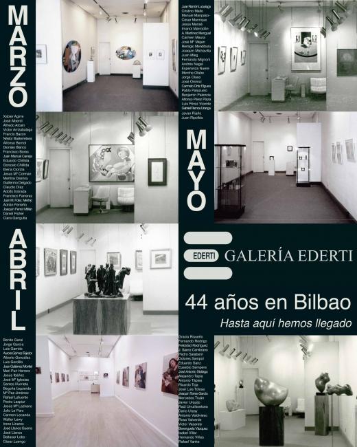 44 años en Bilbao. Hasta aquí hemos llegado