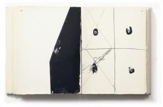 Novel·la | Antoni Tapiès, 1965 | Cortesía de Fundació Tapiès / Ivorypresss