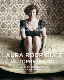 Laura Rodríguez. Autorretrato