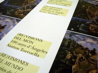 (RE)VISIONS DEL MÓN. 100 anys d\'Ángeles Santos Torroella