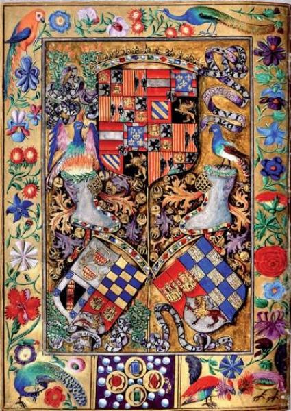 Villena, Diego López Pacheco, II marqués de: Escritura de mayorazgo, en virtud de licencias y facultades de los Reyes Católicos y la Reina Juana. Escalona, 30 de octubre de 1515. Inventario 15274.