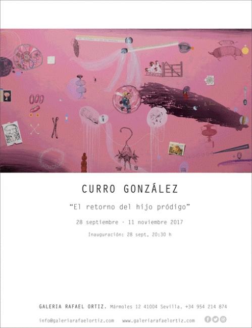 Curro González. El retorno del hijo pródigo