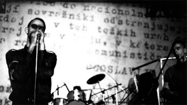 Performance. Laibach. We Forge The Future – Cortesía del Museo Reina Sofía