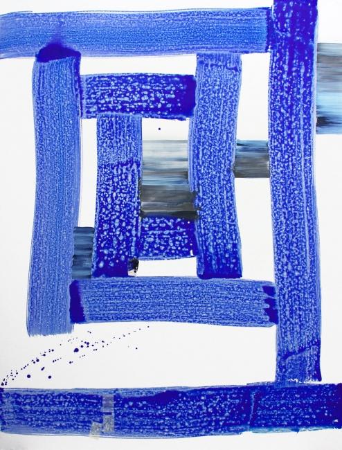 Vicky Uslé – Cortesía de Espai Tactel | Ir al evento: 'Password'. Exposición de Pintura en Espai Tactel / Valencia, España