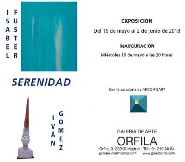 Iván Gómez e Isabel Fuster, Serenidad