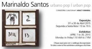 Marinaldo Santos, Urbano pop