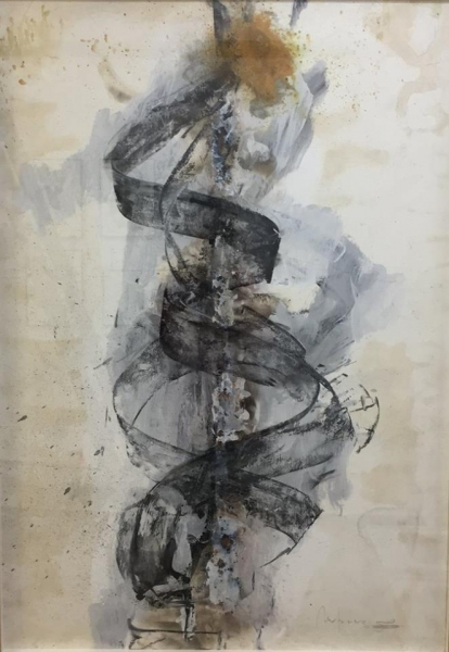 Mariano Matarranz | Ir al evento: 'No Título. No Texto.'. Exposición de Pintura en Oficina De Proyectos / Gijón, Asturias, España