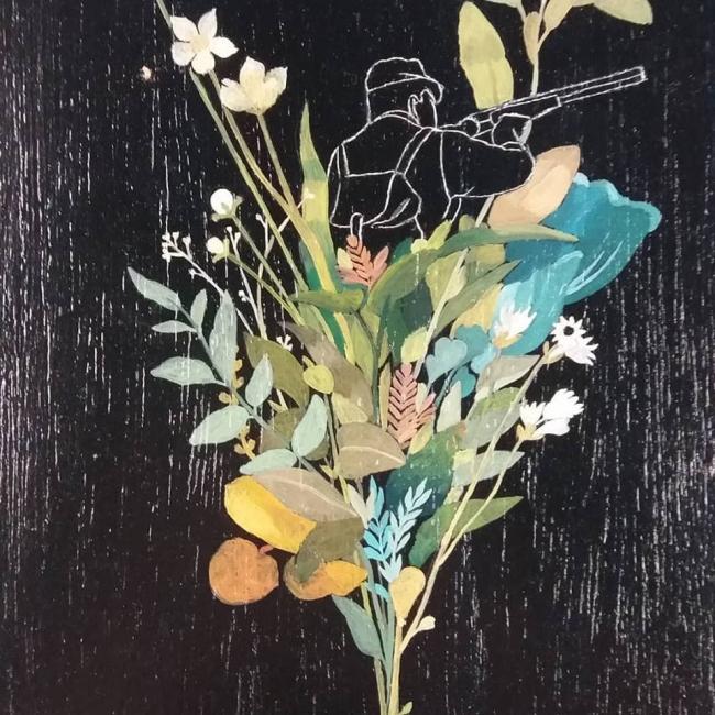 David de las Heras – Cortesía de la Galería Pepita Lumier