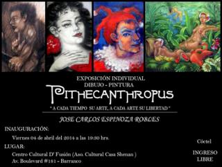 Pithecanthropus