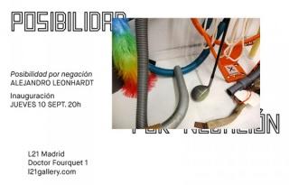 Alejandro Leonhardt, Posibilidad por negación