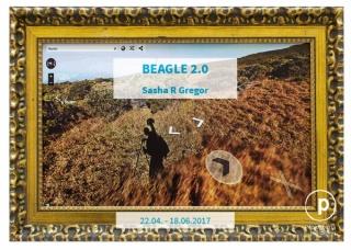 Beagle 2.0 - Sasha R Gregor - Invitación