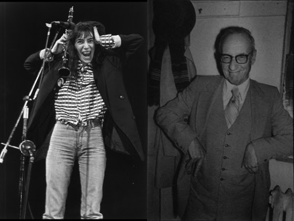 Patti Smith, Nova Convention, 1978 © James Hamilton // William Burroughs, Nova Convention, 1978 © James Hamilton