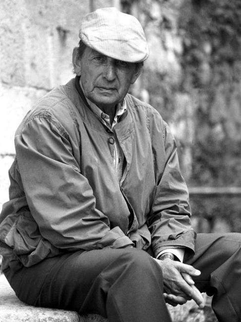 Luis Laforga, La Mirada a las Personas, Miguel Delibes, 1993