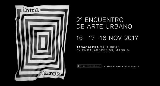 Intramuros. Encuentros sobre arte urbano