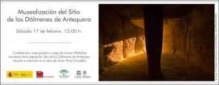 Musealización del Sitio de los Dólmenes de Antequera