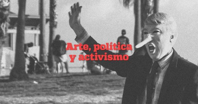 Arte, política y activismo. Imagen cortesía Node Center
