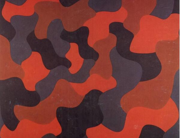 EXPOSICIÓN Equipo 57 / PA 8, 1960 | Ir al evento: 'La eclosión de la abstracción'. Exposición en Instituto Valenciano de Arte Moderno (IVAM) / Valencia, España