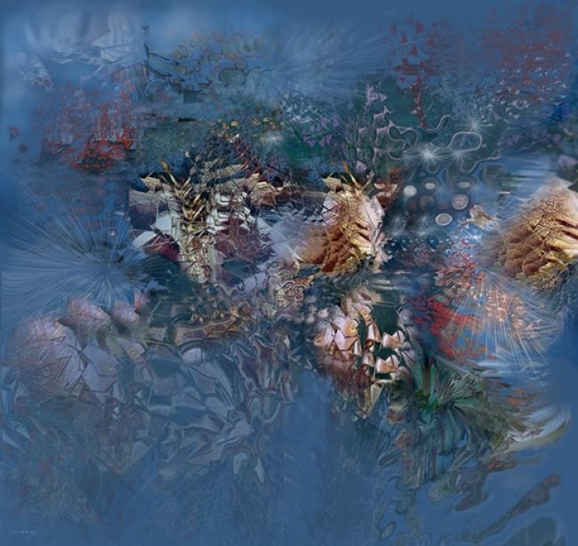 Chicote CFC – Cortesía de Abartium Galería de arte | Ir al evento: 'Simbiosismo'. Exposición de Fotografía, Pintura en Abartium / Calldetenes, Barcelona, España