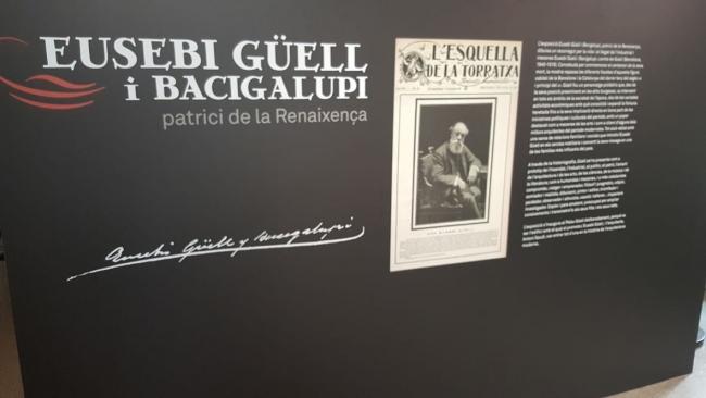 Eusebi Güell i Bacigalupi. Patrici de la Reinaxença