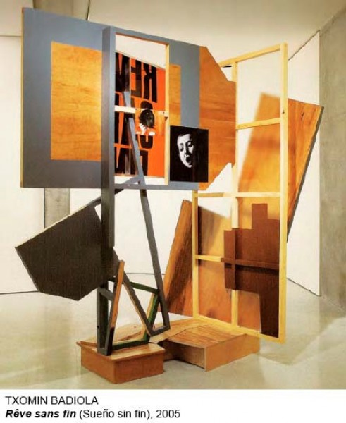 Txomin Badiola, Rêve sans fin, 2005